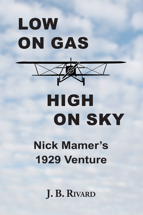 Low on Gas – High on Sky book cover