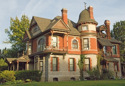 E J Roberts mansion, Spokane, Washington