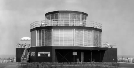 The House of Tomorrow Exterior